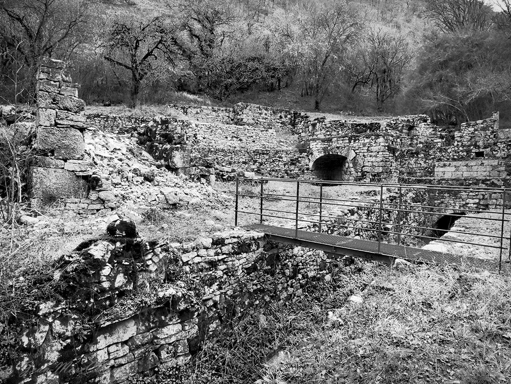Gorges de l'Alzou - Moulin du Saut (15)