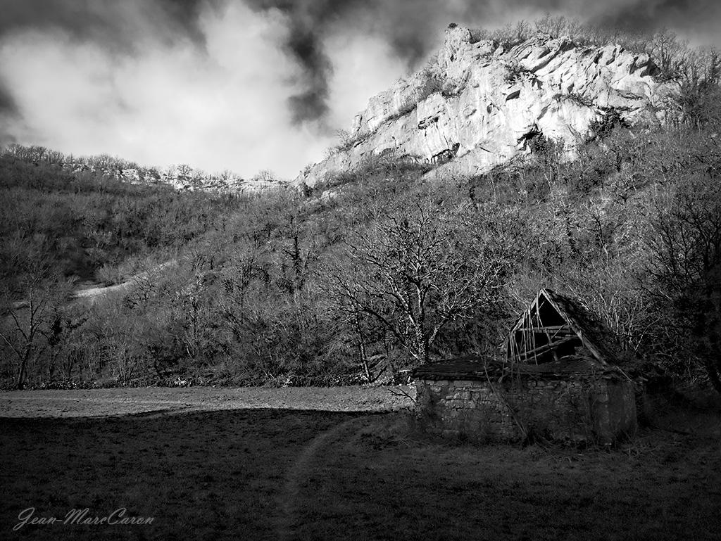 Gorges de l'Alzou - Moulin du Saut (2)