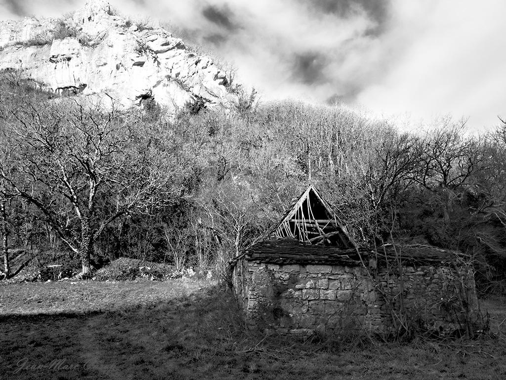 Gorges de l'Alzou - Moulin du Saut (3)